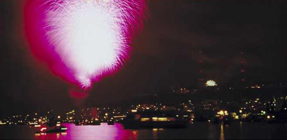 Fireworks - McKibben & Company Realty